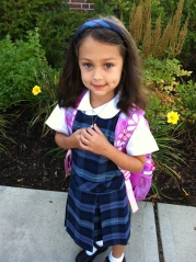 First Day of K